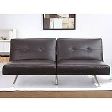 microfiber polyester black sleeper sofas u0026 pull out beds