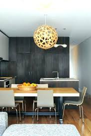 hanging lights for dining room dining table pendant light trendy concrete floor dining room photo