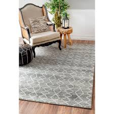 this area rug is crafted with easy to clean yarns that prevents