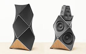 cool looking speakers 40 000 bang olufsen speaker plays sound in 11