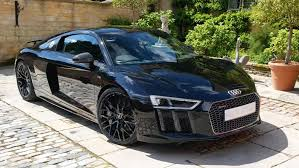 audi my friend bought a new audi r8 youtube