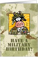 military birthday cards from greeting card universe