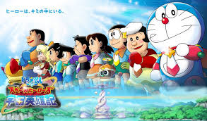 wallpaper doraemon the movie movie tomodachi