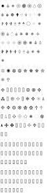 dingbats pr compass rose font dafont com classic compasses