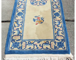 Tibetan Hand Knotted Rug Hand Knotted Rug Etsy
