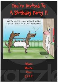 funny birthday invitations kawaiitheo com