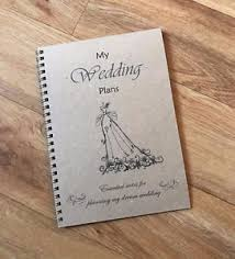 to be wedding planner personalised to be wedding planner journal note book