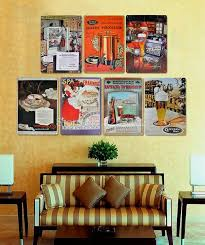 wall decor for home bar vintage metal crafts beer signs coffee tin sign art metal poster