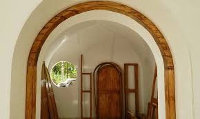 homes interior photos a green roofed hobbit home anyone can build in just 3 days