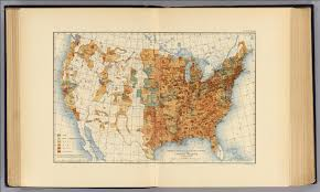 Population Map Of The United States by 25 Density Of Increase Of Population U S 1890 1900 David