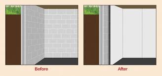 basement wall u0026 foundation replacement u0026 renovation basement