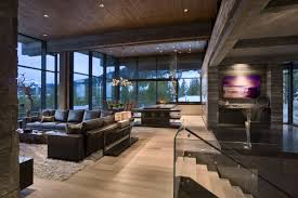Beautiful Home Designs Interior Mountain Mimic The Interior Of This Beautiful House Mimics The