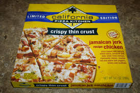 Does California Pizza Kitchen Delivery An Immovable Feast Cpk Frozen Jamaican Jerk Pizza