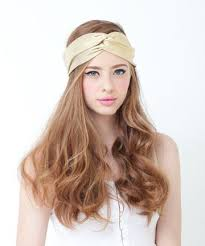 bando headbands turban winged liner pink accessorizing
