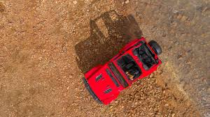 red jeep wallpaper first official 2018 jl wrangler preview images 2 u0026 4 door in