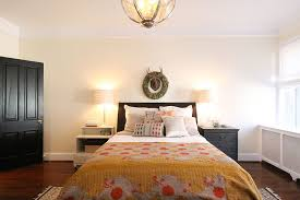 Traditional Nightstands 30 Bedrooms That Wow With Mismatched Nightstands