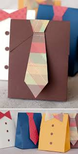 gift box for tie diy s day shirt tie gift boxes by paper crave place