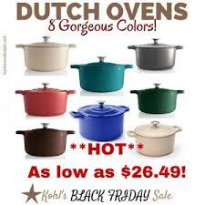 best black friday cookware deals kohl u0027s 2015 black friday sale is live best deals round up