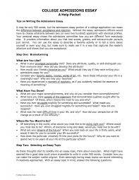 Example Of Personal Essay For College How To Write A Personal     Brefash     Example Of Personal Essay For College Application Samples Of How To Write A Personal Essay For