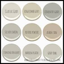 evolution of style benjamin moore u0027s best selling grays paint