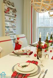 289 best christmas table settings images on pinterest christmas