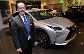 lexus in birmingham lexus birmingham hosts exclusive reveal of new nx model midlands