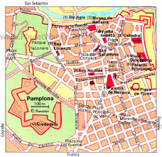 Pamplona Spain Map by Pamplona Pyrenees Weepingredorger