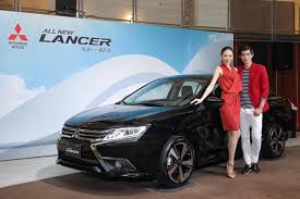 mitsubishi grand lancer all new mitsubishi grand lancer 終於震撼上市 台湾