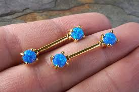 turquoise opal turquoise blue opal gold bar from midnights mojo things