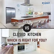 Closed Kitchen The Expat Compass Open Vs Closed Kitchen U2013 Which Is Right For You