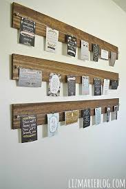 diy wood and wire display wire diy wood and display