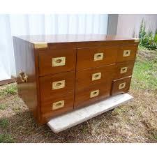 bureau marine ancien coffre marin ancien 9 tiroirs acajou galante