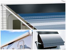 Rv Retractable Awnings Rv Awning Fabric Protection Carefree Of Colorado