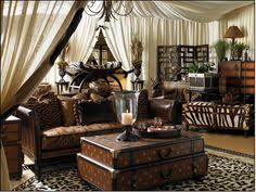 how to give your home that safari feeling african safari