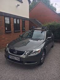 gumtree lexus cars glasgow 2005 lexus gs300 se metallic green with genuine lexus gs roof