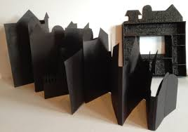 recollections photo album annes papercreations recollections spooky castle mini album