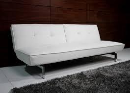 Faux Leather Futon White Leather Futon Southbaynorton Interior Home
