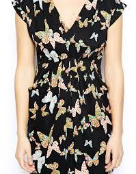 traffic people butterfly flatter me dress in black lyst