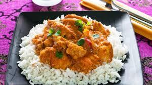 cuisiner indien recette indienne poulet aux amandes plats cuisine vins