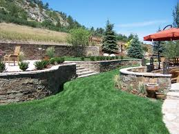 Mountain Landscaping Ideas Denver Landscaping Companies Design Home Ideas Pictures