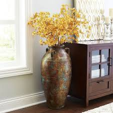 marvelous ideas floor vases for living room unusual design