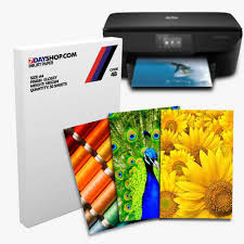 Quality Sheets 7dayshop Professional Quality Inkjet Photo Paper A4 Glossy