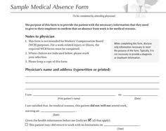 free printable work excuses free printable doctors excuses