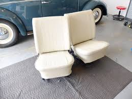 Tmi Upholstery Vw Seat Covers Installed U2013 1966 Vw Beetle Project Vw Blvd U2013 And