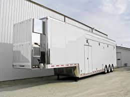 Motorsport Awning For Sale Car Trailers By T U0026e Auto Haulers Custom Built Trailers For The