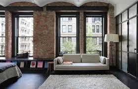 chambre avec mur en chambre avec murs en briques