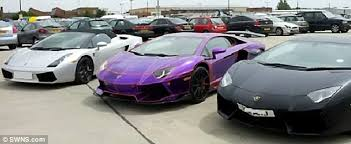expensive cars for girls luxury car owners who lost their rides because they couldn t be