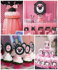 minnie mouse birthday decorations kara s party ideas minnie mouse birthday party kara s party ideas