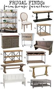 frugal home decorating ideas frugal finds farmhouse furniture u0026 home decor farmhouse
