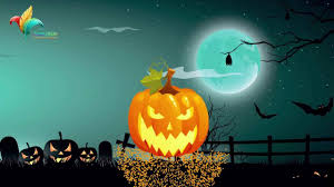 happy halloween animated images happy halloween day animation youtube